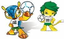 تاریخچه نمادهای جام های جهانی