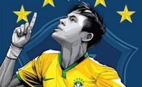 پوستر تیم های جام جهانی 2014